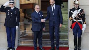 Proche d'Alain Juppé, Édouard Philippe a été nommé Premier ministre, lundi 15 mai.