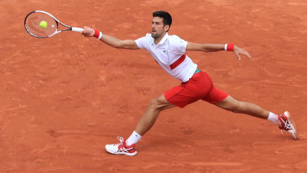 Novak djokovic accumule la confiance depuis le début de Roland-Garros 2018.