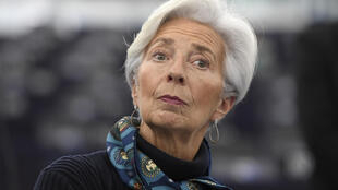 La présidente de la Banque centrale européenne, Christine Lagarde, le 11 février 2020 à Strasbourg