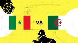 منتخب الجزائر يسعى للفوز بالكأس القارية للمرة الثانية بعد 1990.