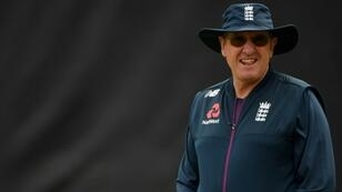 England head coach Trevor Bayliss