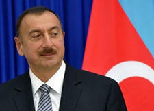 Le président Ilham Aliev