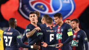 Le PSG a été sacré champion de France pour la huitième fois de son histoire.