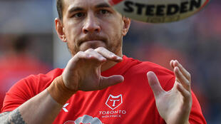 Sonny Bill Williams is Toronto Wolfpack's star player