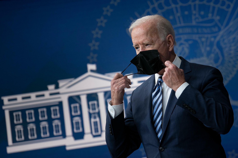 Le président américain Joe Biden a fait des menaces du changement climatique une priorité