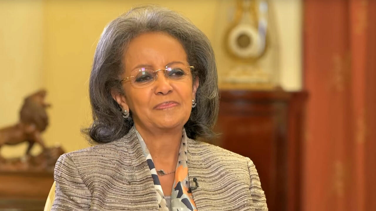Ethiopia's first female President Sahle-Work Zewde speaks to FRANCE 24 about the country's gender revolution