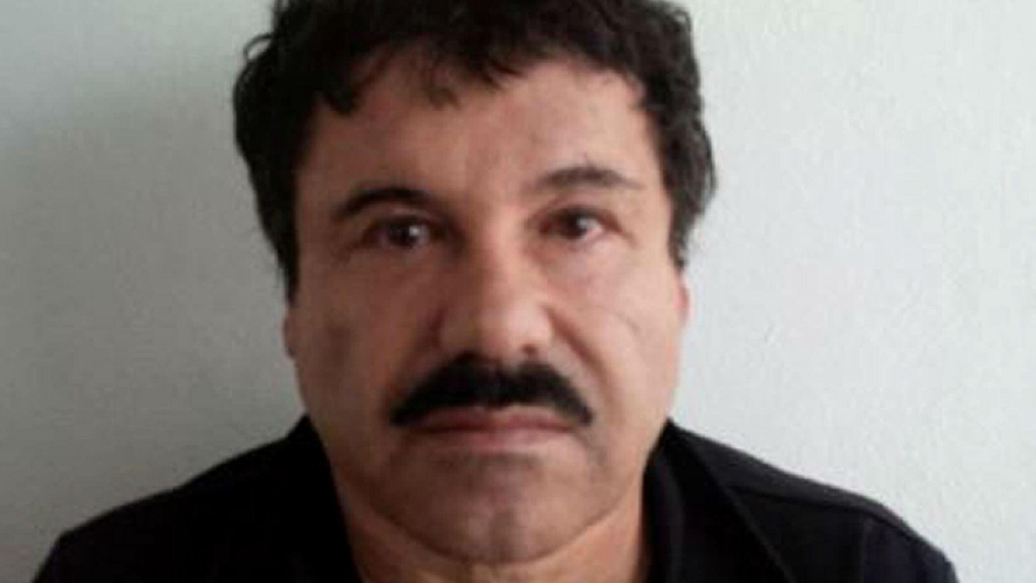 """مهرب المخدرات المكسيكي الشهير """"ال تشابو"""" غوزمان"""