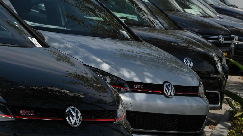"""Volkswagen a annoncé que les propriétaires de véhicules diesel 3,0 litres recevraient une """"indemnité importante""""."""