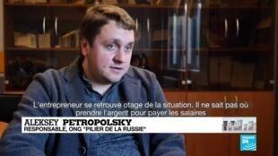 2020-04-09 17:06 Coronavirus : En Russie, les petites et moyennes entreprises en grande difficulté