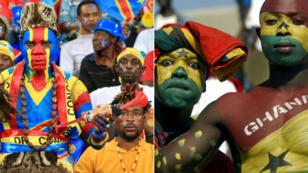 Rencontre compliquée en perspective pour la RD Congo face au Ghana des frères Ayew.