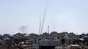 التصعيد يعني انهيار الهدنة الهشة بين إسرائيل وحركة حماس، 4 مايو/أيار 2019