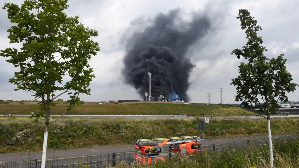 Allemagne : un mort et plusieurs disparus dans une explosion sur un site de gestion de déchets