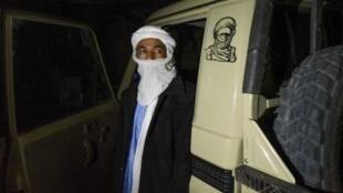 نائب رئيس جمعية المهربين السابقين للمهاجرين الأفارقة جنوب الصحراء بمنطقة أغاديز أحمد الموكدي.