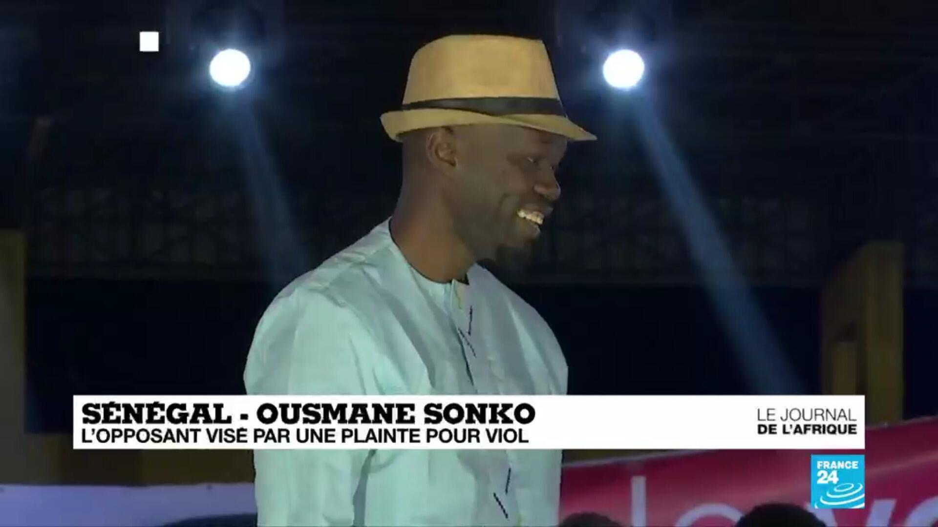Ousmane Sonko, opposant sénégalais, accusé de viol