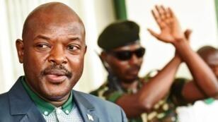 Le président burundais Pierre Nkurunziza s'est engagé à entamer le dialogue avec l'opposition.