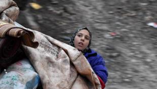 siria desplazados