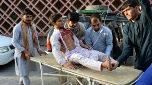 La cible de l'attentat-suicide du 16 juin 2018 était une foule célébrant le cessez-le-feu entre les Taliban et le gouvernement.