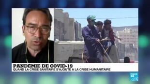 2020-04-10 13:07 Pandémie de Covid-19 : L'impossible bilan dans les pays en guerre