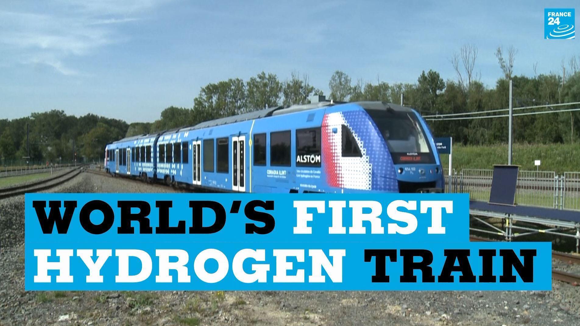 vignette hydrogen train