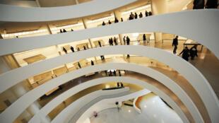 Le musée Guggenheim, à New York, a renoncé aux dons de la fondation Sackler.