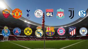 16 equipos luchan por estar entre los ocho mejores clubes de Europa y llegar a la final de Madrid.