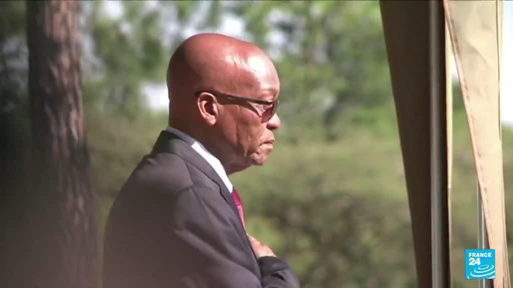 2021-07-08 18:13 Jacob Zuma : qui est l'ex-président sud-africain condamné à 15 mois de prison ?