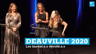 Deauville 2020. Les lauréats.