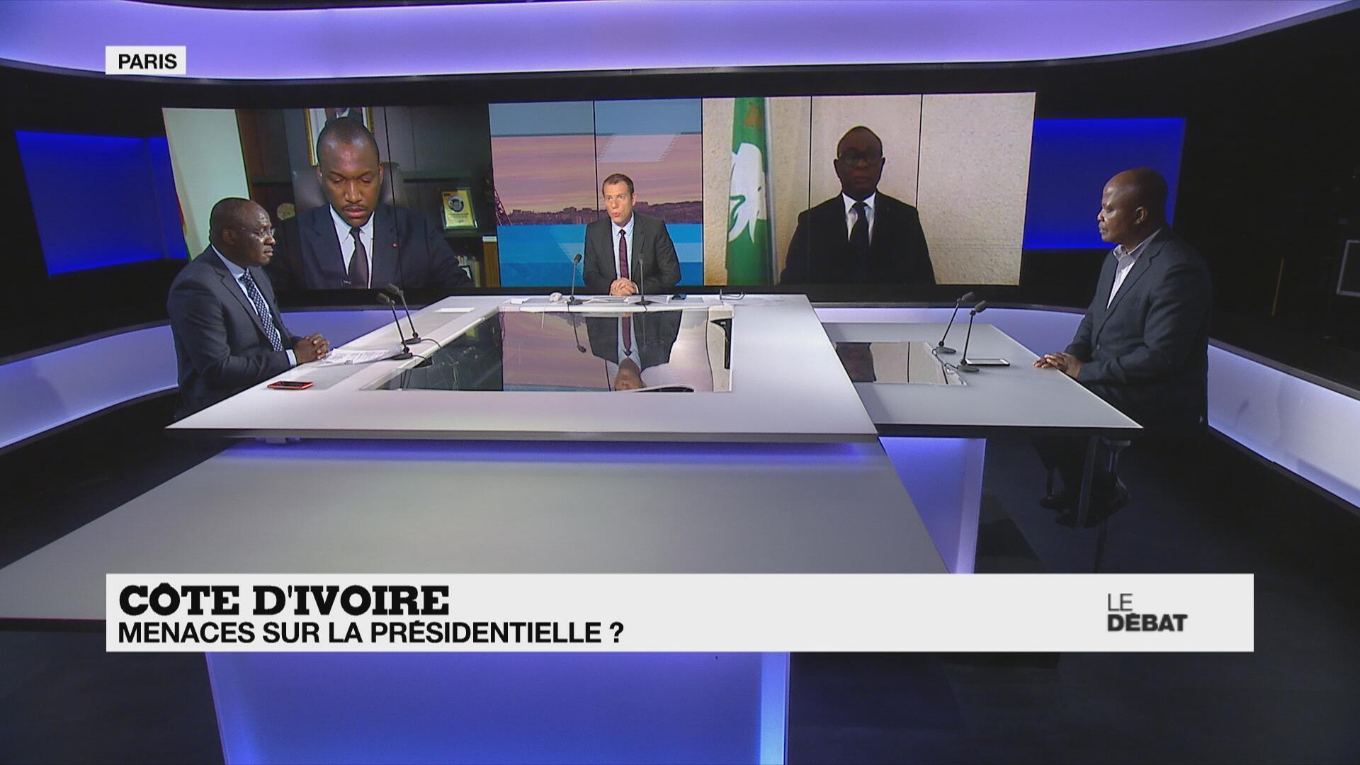 Le Débat de France 24 - lundi 21 septembre 2020