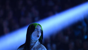 Billie Eilish, 18, recorded her debut album together with her brother Finneas at their Los Angeles home.