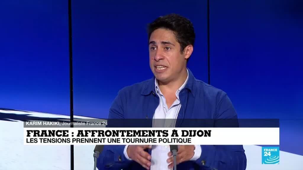 2020-06-16 18:07 À Dijon, les tensions prennent une tournure politique