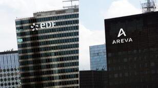 EDF devrait pouvoir récupérer l'activité réacteurs nucléaires d'Areva
