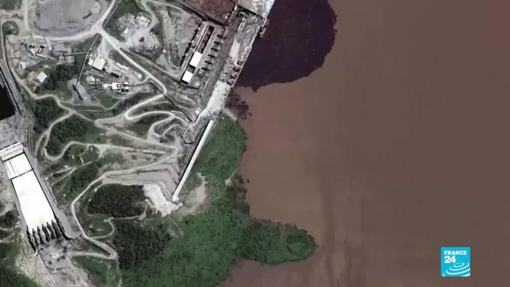 2021-04-05 01:12 Disputa entre Sudán, Etiopía y Egipto por las aguas del río Nilo