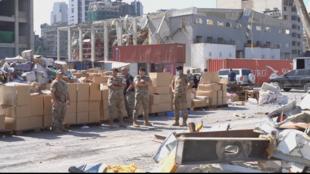 Reporters Liban armée