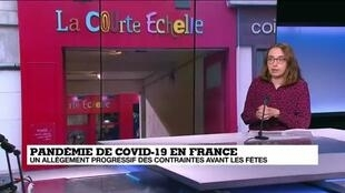 Covid-19: reopening of shops in France from November 28