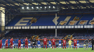 Everton and Liverpool will play a second Merseyside derby behind closed doors on Saturday