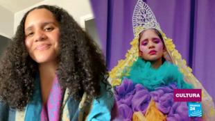 En esta entrevista a France 24, la artista colombo-canadiense Lido María Pimienta Paz detalla su carrera, sus raíces y su más reciente proyecto musical 'Miss Colombia'.