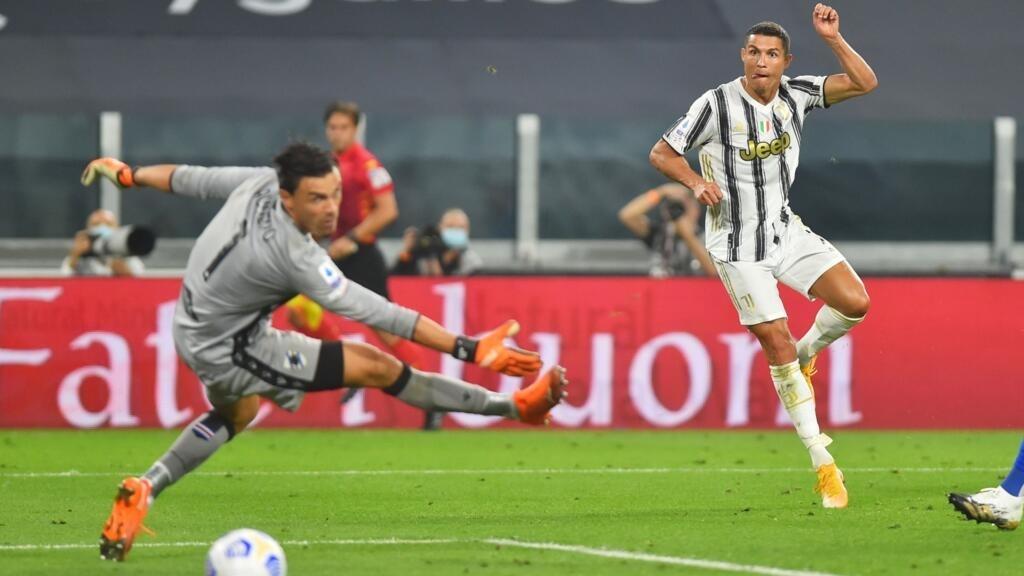 Foot européen : Ronaldo ouvre son compteur avec la Juve, le Real Madrid patine