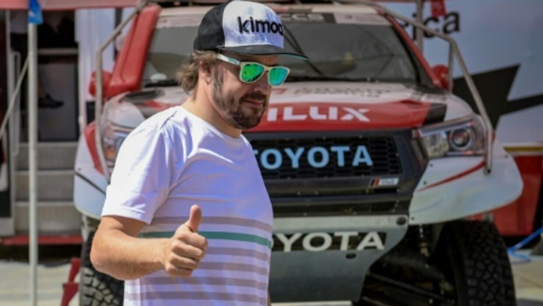 Dakar 2020 The Participation Of Fernando Alonso