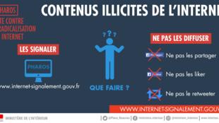 فرنسا تشدد العقوبات والمراقبة على المحتويات الإلكترونية التي تحث على الكراهية