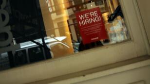 Le taux de chômage américain s'est établi à 5,9 % en septembre