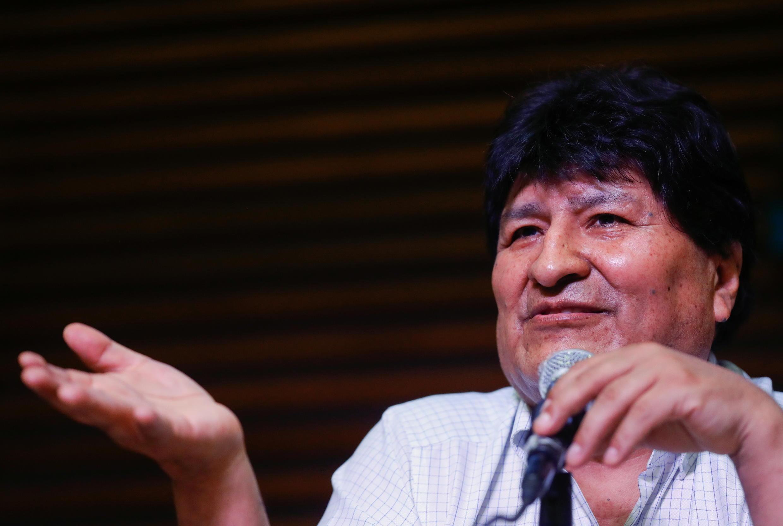 BOLIVIA-ELECTION-MORALES