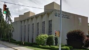 Un tiroteo tuvo lugar en una sinagoga de Pittsburgh, en Pennsylvania, el 27 de octubre de 2018.