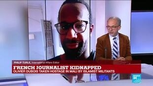 Journalists in the Sahel 'sick with fear'