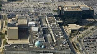 Le siège de la NSA, l'agence américaine de renseignement, est situé à Fort Meade, dans le Maryland.