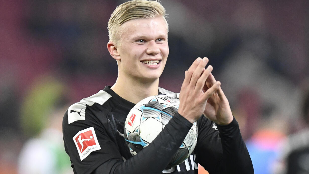 Germany Haaland S Hat Trick For Its Premiere With
