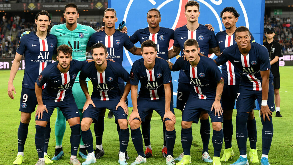 PSG Are Overwhelming Ligue 1 Favourites U2013 But Is Champions
