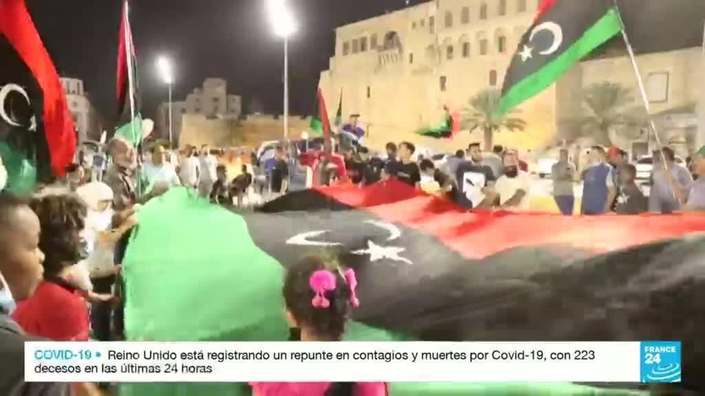 2021-10-20 22:40 Libia sigue padeciendo inestabilidad 10 años después de la muerte de Muamar al Gadafi