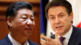 Le président chinois, Xi Jinping, rencontrera le président du Conseil des ministres italien, Giuseppe Conte, vendredi 22 mars.