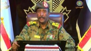 رئيس المجلس العسكري الانتقالي عبد الفتاح البرهان.