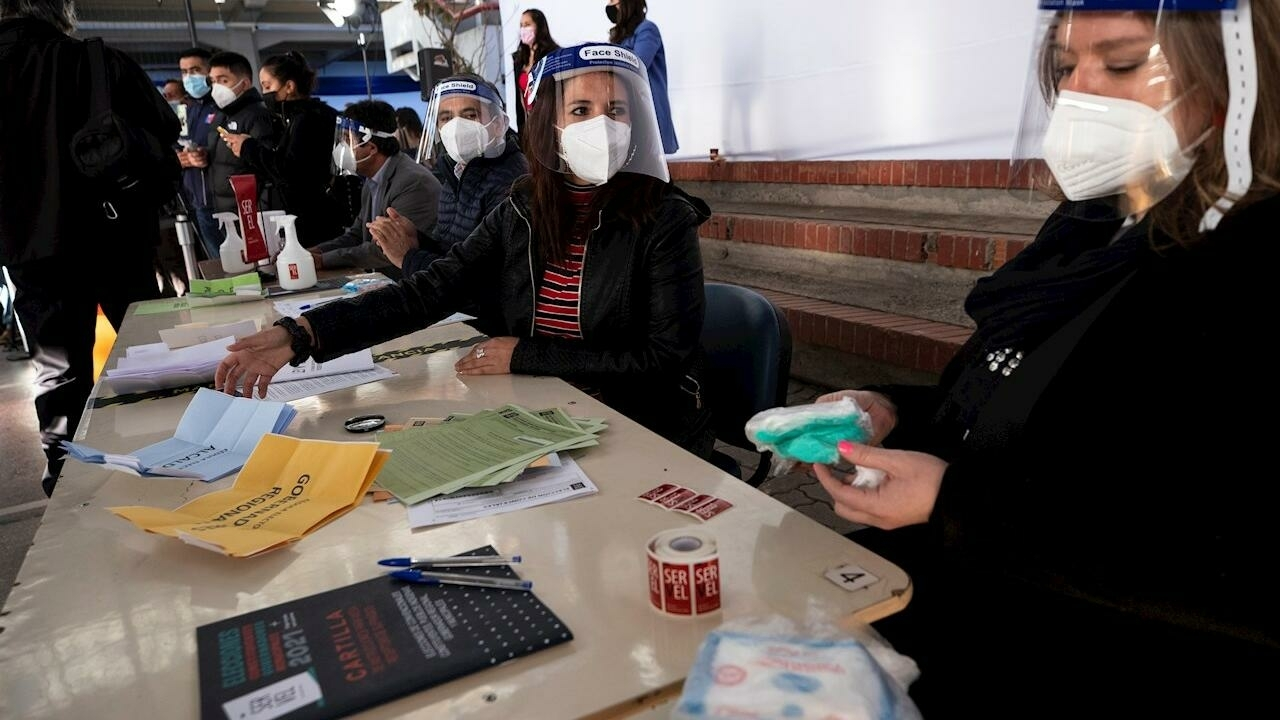 Los puntos para entender qué y cómo se vota en el proceso constituyente de Chile